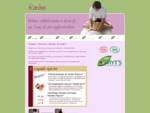Karine - Naturo-estheacute;ticienne agrave; domicile sur Tours et son agglomeacute;ration