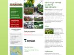 Puutarha Saarijärvi, Kannonkoski, Äänekoski | Onnelliset kasvit meiltä!