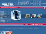 . ALPHA CLIMA. ΣΩΤΗΡΗΣ ΚΑΡΚΑΣ - Κλιματισμος, αντλιες θερμοτητας, ηλιακα