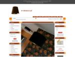 e-Abażury. pl, sprzedaz abazurow, stelaze