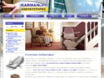 Karman Lift, εταιρεία στο χώρο των ανελκυστήρων.