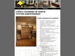 Łóżka składane, łóżko chowane w szafie, kuchnie na wymiar, szafy wnękowe