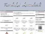Karoliukai - akmeneliai parduotuve internete