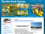 Regulamin karnetów abonamentowych - Pływalnia Karpik - Basen Rzeszów - Nauka Pływania - Wodne Przed