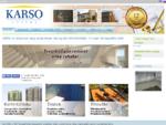 Fassaaditööd, Katusetööd, Trepikodade remont | Karso Ehitus