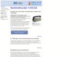 Kartendrucker CHICA4