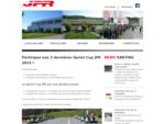 Racing Kart JPR. Circuit de Karting loisirs et compétition à Ostricourt (Lille Métropole - 59 Nor