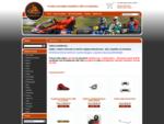Karting-shop. cz - Prodej a pronájem doplňků a dílů na motokáry