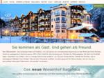Wiesenhof Pertisau › Wellness Hotel Achensee Tirol Österreich