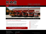 KAS Crane Hire, with its head office located in North Devon, are the best premier crane hire company