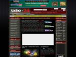 Casino hry a Kasino herny - strategie, systémy na hazardní hry, sloty, automaty