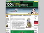 Casino ndash; Kasino King paring; dansk siden 2001! - KasinoKing. dk