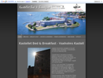 Kastellet Bed Breakfast - Vaxholms Kastell |  Kastellet Bed Breakfast |  Hotell, Bed Breakfast