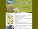 Kaszarnia ASTACUS - uprawa gryki, produkcja kaszy gryczanej - kaszarnia. com. pl