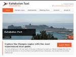 httpwww. katakolontaxi. com