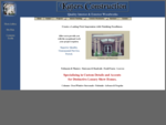 Katers Construction - Interior and Exterior Woodworks.