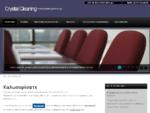 Crystal Cleaning - Αντρέας Γεωργίου - Καθαρισμός γραφείου - Καθαρισμός σαλονιού - Καθαρισμός μοκέτας