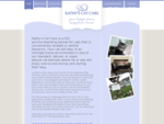 Kathy's Cat Care | Cat kennels and boarding, Nanaimo, BC | Boarding Kennel and cattery for domes