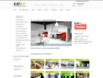 Kato kantoorinrichting projecten