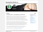 Kauniaisten Karate ry.