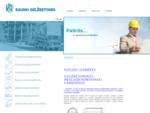 Kauno Gelžbetonis — betono, gelžbetonio gaminiai