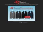 Салон мужской одежды Кавалер - Серпухов - Мужские костюмы, сорочки, обувь и верхняя одежда