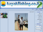 דייג מקיאק - Kayakfishing. co. il