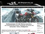 Din Motorcykelforhandler i Skive - KB Motorservice A S i Skive - Nye Brugte Mc er