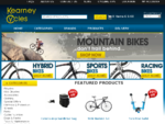 Galway Bicycles, Kearney Cycles in Galway city and Galway county