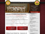 Karate, Kobudo Ryu, Keikokan og Elever i Kastrup - Keikokan Karate Kobudo Ryu