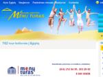 Kelionės į EGIPTĄ su MENŲ TURU   Kelionės į Egiptą