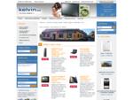 E-shop kelvin. cz Vám nabízí elektroniku, LCD, LED a plazmové televize, notebooky, fotoaparáty,