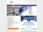 V podjetju Kemomed gradimo mostove med proizvajalci in uporabniki