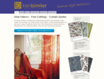 Ken Bimler Ltd. | Curtain fabric in New Zealand and Australia