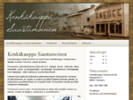 Kenkäkauppa Saastamoinen 8211; Sotkamo 8211; Kengät, laukut, käsineet ja paljon muuta
