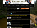Kenma Australia; Importers of high quality motorcycle Parts Accessories for 30 years. Some of our
