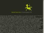 kentavros transports | διεθνείς μεταφορές