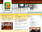 Keram - Meble kuchenne Kraków - O nas