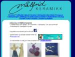 Velkommen til Målfrid KERAMIKK - Kunsthåndverk som gleder. Brukskeramikk i steingods. Tynt, lett