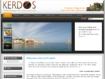 Welcome to Kerdos Property - Chania Crete