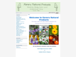 Kereru Natural Products, Quality Body Care and Essential Oils since 1998