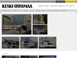 Keski-Uusimaa | Paikalliset uutiset Tuusula Kerava Järvenpää
