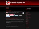 Keski-Karjalan UA - www. keskikarjalanua. fi