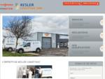Kesler Chauffage spécialiste Viessmann Nancy, Toul, Lunéville condensation, solaire, pompe à cha