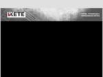 KETE Α. Ε. - Βιομηχανία παραγωγής πορτών ασφαλείας, πορτών πυρασφαλείας και πορτών γενικής ..
