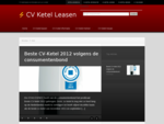 Ketel-leasen. nl - CV Ketel Leasen - HR ketel leasen