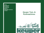 Keuper Tuin- Parkmachines Hummelo