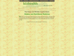 Paul Eason and Michèle Couzens-Eason for Shiatsu and Nutritional Medicine