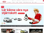 Nya Bilar Tjänstebilar Personbilar - Kia Motors Sweden AB