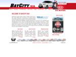 BayCity Kia Barrie ~ Kia Vehicles Barrie Ontario